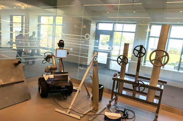 IoT Evolution Takes a Tour of GE's FORGE Lab