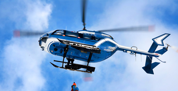 Range Networks' OpenBTS Powers Helicopter Search and Rescue Missions